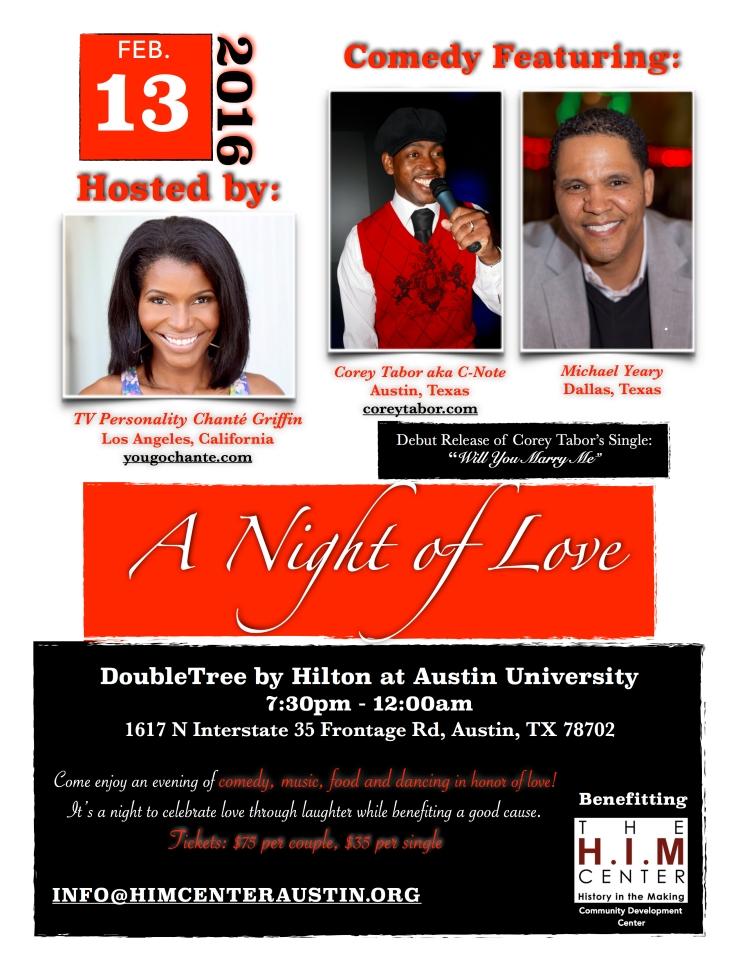 A Night of Love