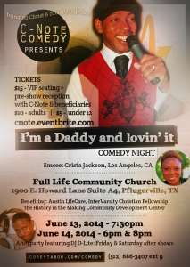 CNote presents I'm a Daddy and Lovin' It