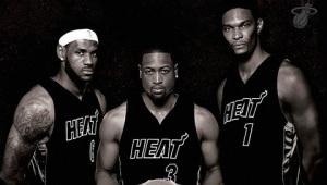 The Miami Heat Big 3