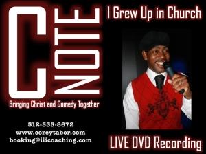 I Grew Up in Church DVD Cover.001