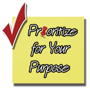 Prioritize for Your Purpose Logo Final