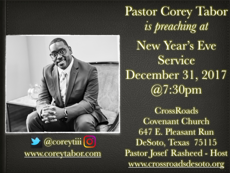 Pastor Corey at Crossroads.001